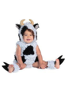 Child Kelly the Cow Costume