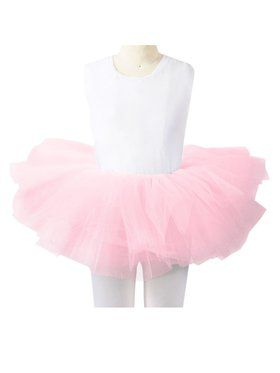 Child Light Pink Glitter Tutu