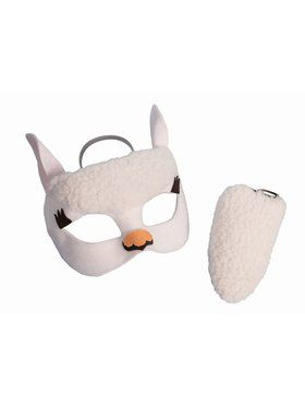 Child Llama Kit - Mask And Tail