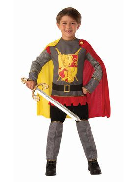 Loyal Knight Costume for Children