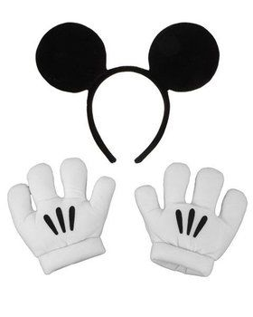 Disney Mickey Mouse Accessory Kit (Child)