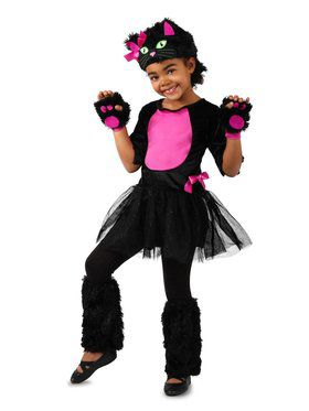 Child Missy Kitty Costume