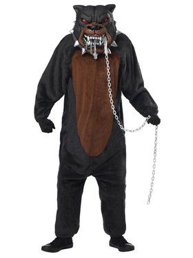 Monster Dog Child Costume