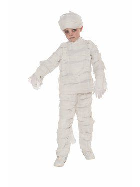 Creepy Mummy Child Costume