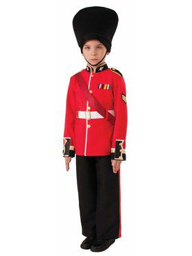 Child Palace Guard Costume