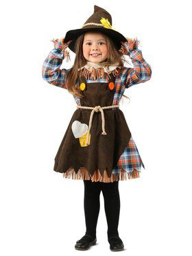 Child Patches the Scarecrow Costume