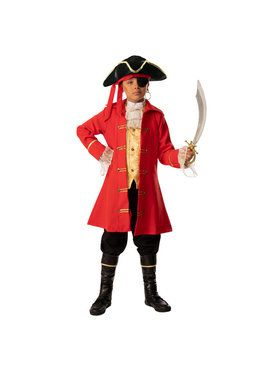 Child Pirate Mate Swashbuckler Buccaneer Costume