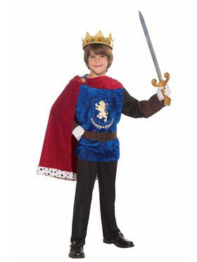 Child Prince Charming Costume