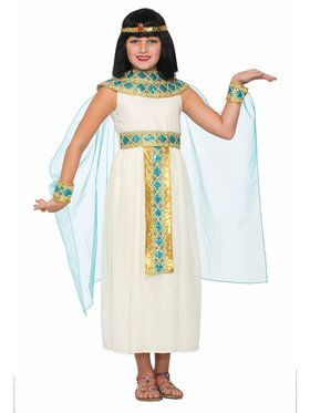 Child Queen Cleopatra Costume