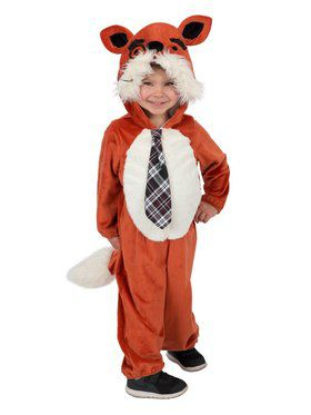 Child Quick the Fox Costume