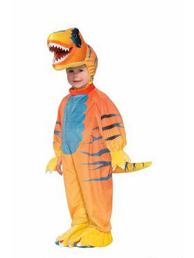 Child Rascally Raptor Costume