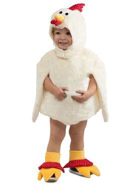 Child Reese the Rooster Costume
