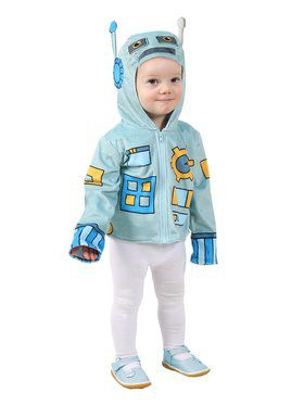 Child Robot Jacket