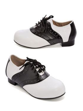 Saddle Shoes Child