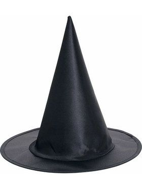 Child Satin Witch Hat Accessory