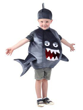 Child Shark Feed Me Costume