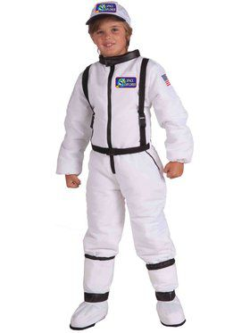 Child Space Explorer Costume
