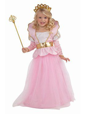 Child Sparkle Princess Costume