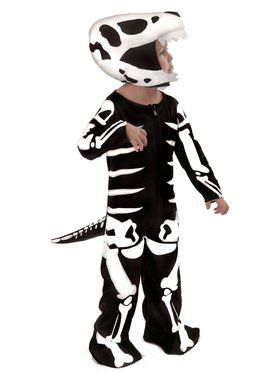 Child T - Rex Fossil Costume
