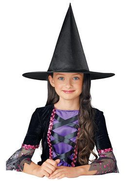 Witch Hat Child
