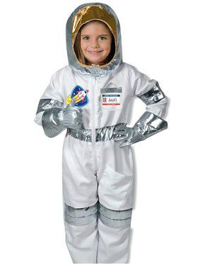 Childrens Astronaut Role Play Set