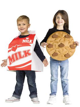 Childrens Cookies And Milk Pack Of 2 Cos