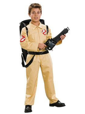 Ghostbusters CostumeDeluxe for Kids