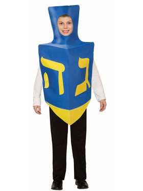 Children's Dreidel Costume