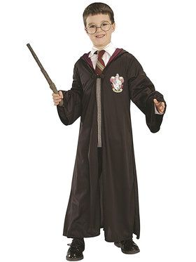 Harry Potter Costume Ideas