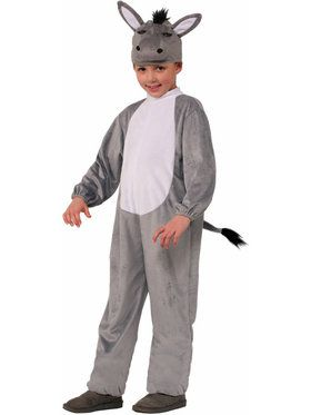Childrens Nativity Donkey Costume