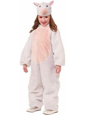 Childrens Nativity Sheep Costume