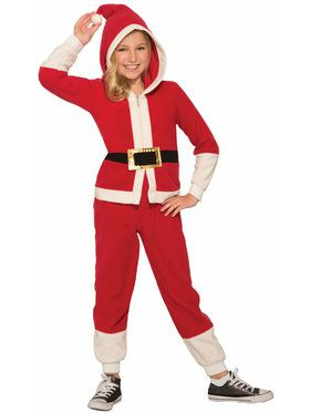 Childrens Santa Onesie