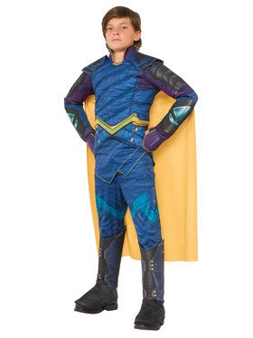 Thor: Ragnarok Deluxe Loki Child Costume