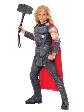 Thor: Ragnarok Deluxe Child Thor Costume
