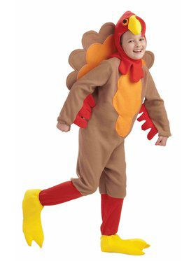 Children's Turkey Costume