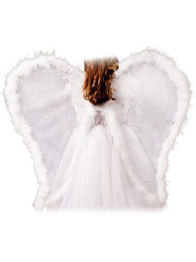 Annabelle Child Angel Wings Accessory