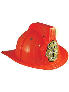 Childs Jr. Fire Chief Helmet