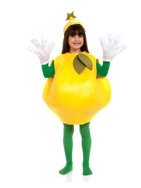 Childs Lemon Costume