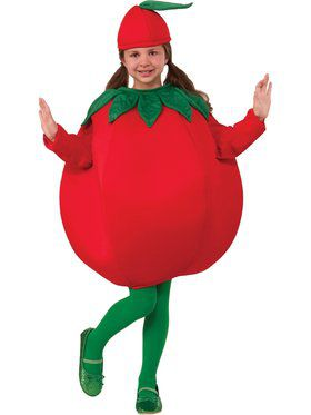 Childs Tomato Costume