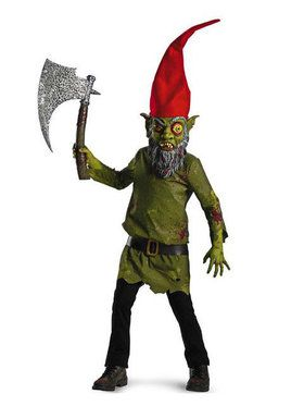 Childs Wicked Troll Costume