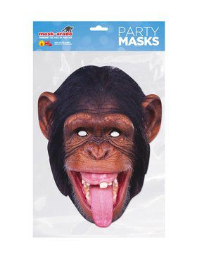 Face 2018 Halloween Masks - Chimp