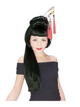 China Girl Wig Adult