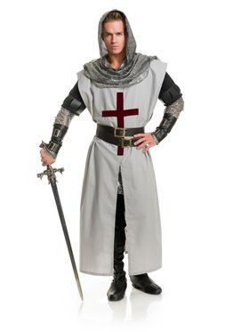 Chivalrous Knight Adult Costume