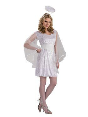 Christmas Angel Adult Costume