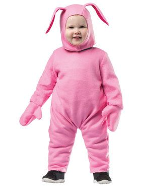 Christmas Bunny Childrens's Costume Infant 18-24M