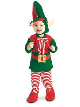 Christmas Elf Infant/toddler