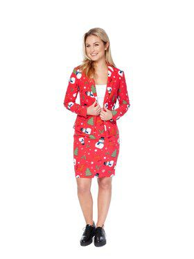 Christmiss Women's Opposuit