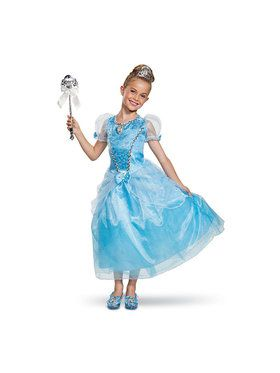 Cinderella Deluxe Toddler Costume