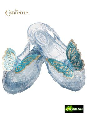 Disney Cinderella Movie Light Up Shoes for Kids
