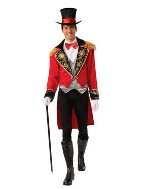 Circus Man Adult Costume